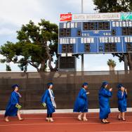 Santa Monica College Graduation