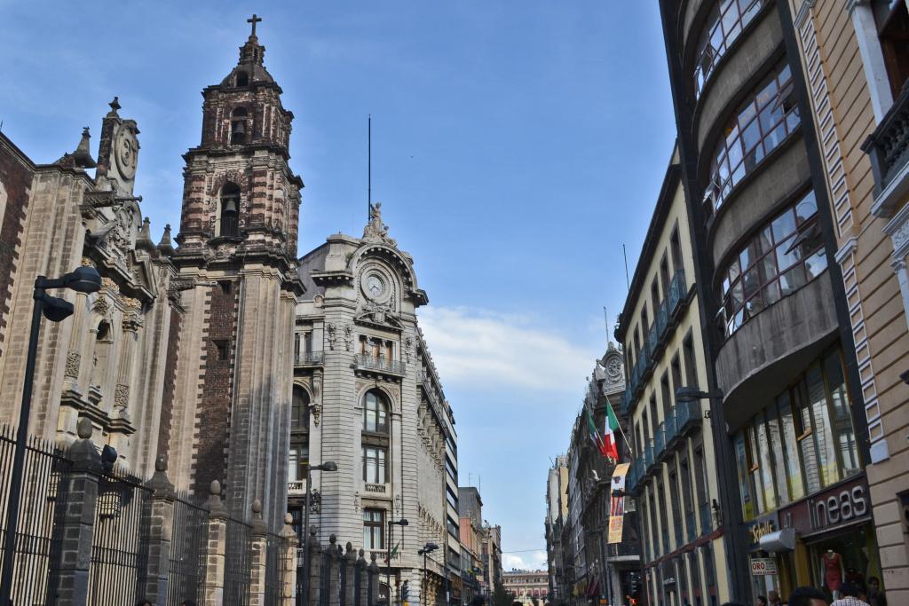 Mexico is debating raising its $5 per-hour minimum wage.