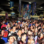 A general view of the atmosphere at Marvel's 'Thor: The Dark World' Autograph Signing - Comic-Con International 2013 on July 21, 2013 in San Diego.