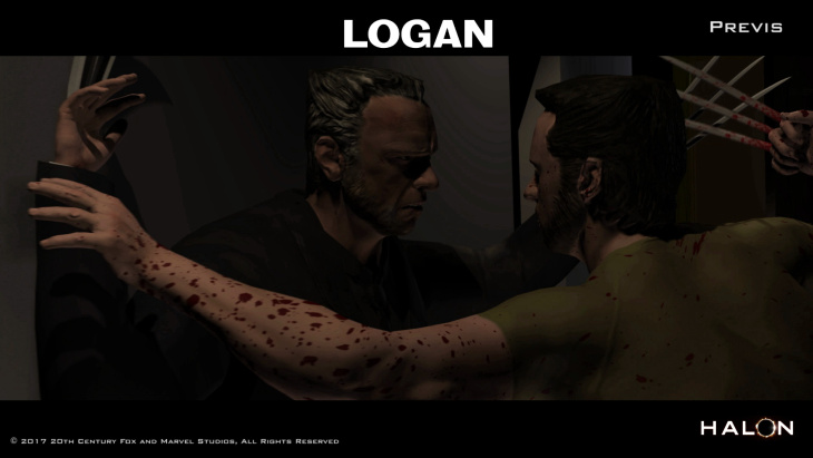 Previsualization and postvisualization supervisor Clint Reagan with