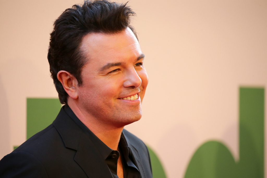 Director and actor Seth MacFarlane attends the New York Premiere of