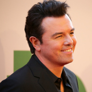 "Director and actor Seth MacFarlane attends the New York Premiere of ""Ted 2"" at the Ziegfeld Theater on June 24, 2015 in New York City."