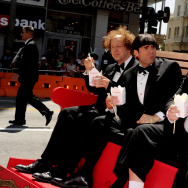 "Premiere Of Twentieth Century Fox's ""The Three Stooges"" - Red Carpet"