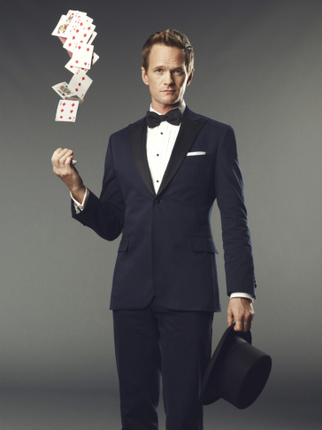 Neil Patrick Harris will host the 65th Primetime Emmy Awards Sunday on CBS.