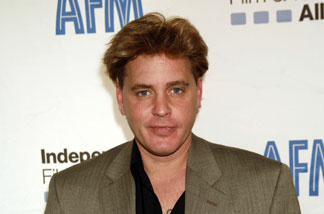 Actor Corey Haim attends the 2009 American Film Market - Day 3, Gobal Universal Pictures - Estella Warren Conference at the Loews Santa Monica Beach Hotel on November 6, 2009.