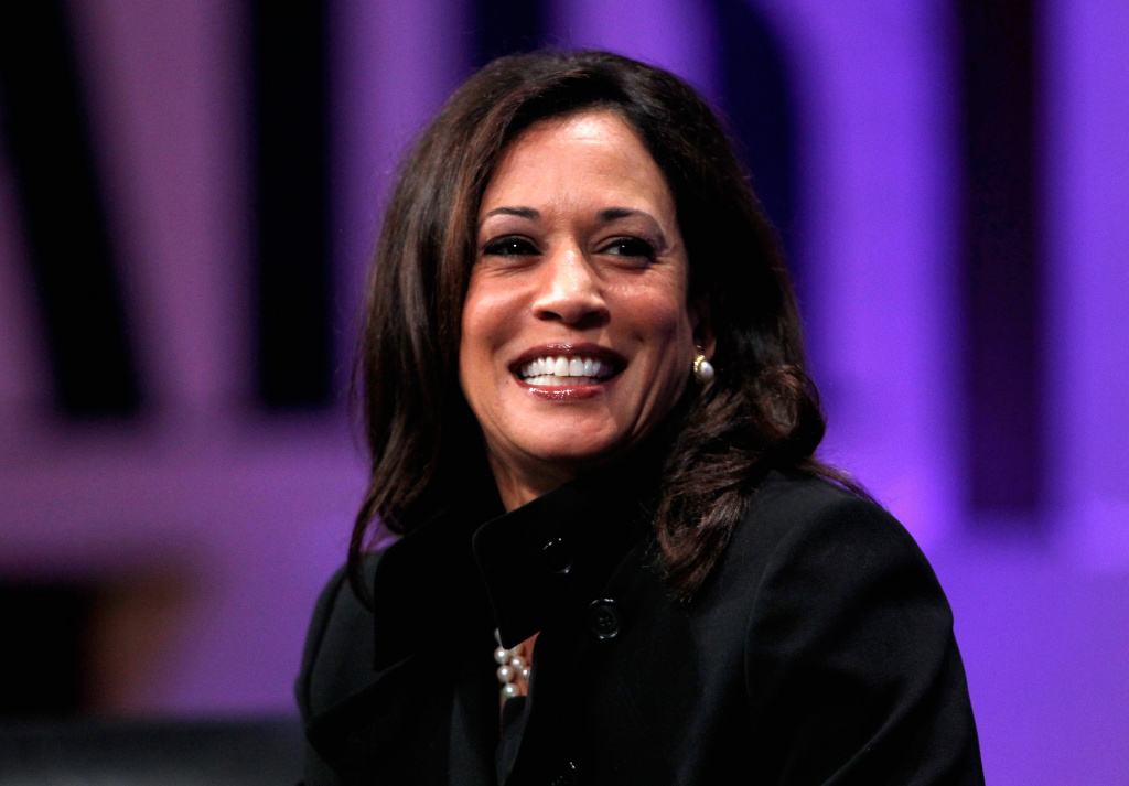 Obama, Biden Endorse Kamala Harris In California Senate Race