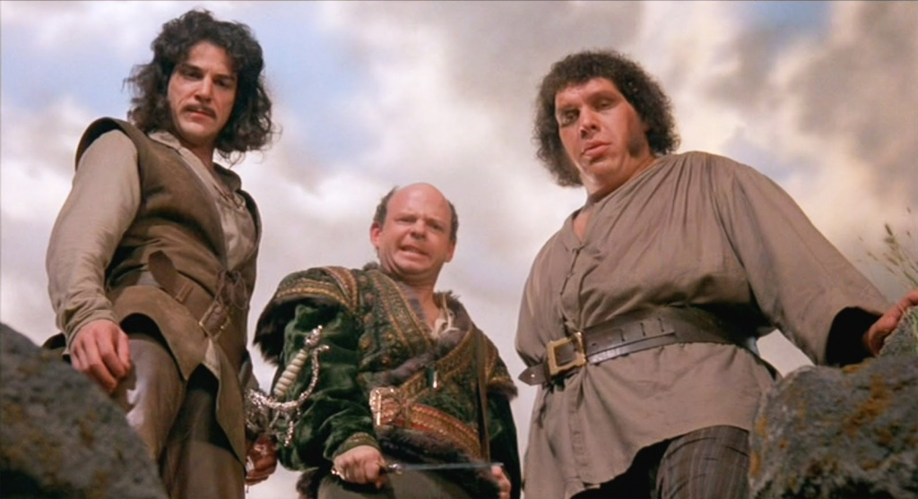 Scene from 1987's The Princess Bride.