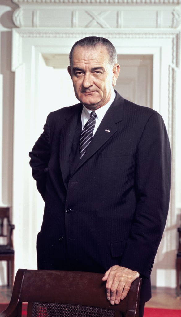 Lyndon Johnson was President of the United States in 1966