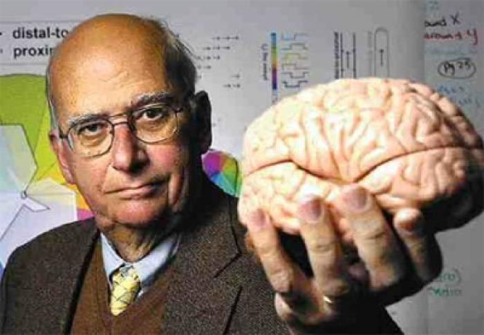 Professor Michael S. Gazzaniga, author of