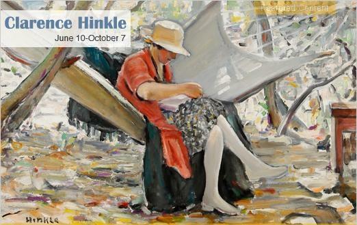Laguna Art Museum- Clarence Hinkle