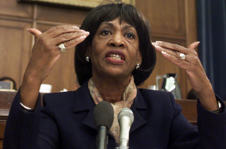U.S. Congresswoman Maxine Waters is under investigation due to alleged ethics violations
