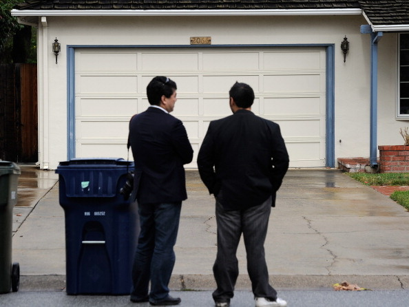 Steve Jobs' childhood home, with the garage where he and Steve Wozniak started Apple.