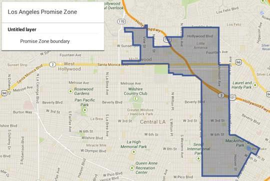 LA Promise Zone
