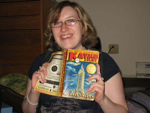 Heather Lefebvre: The Aspiring Writer