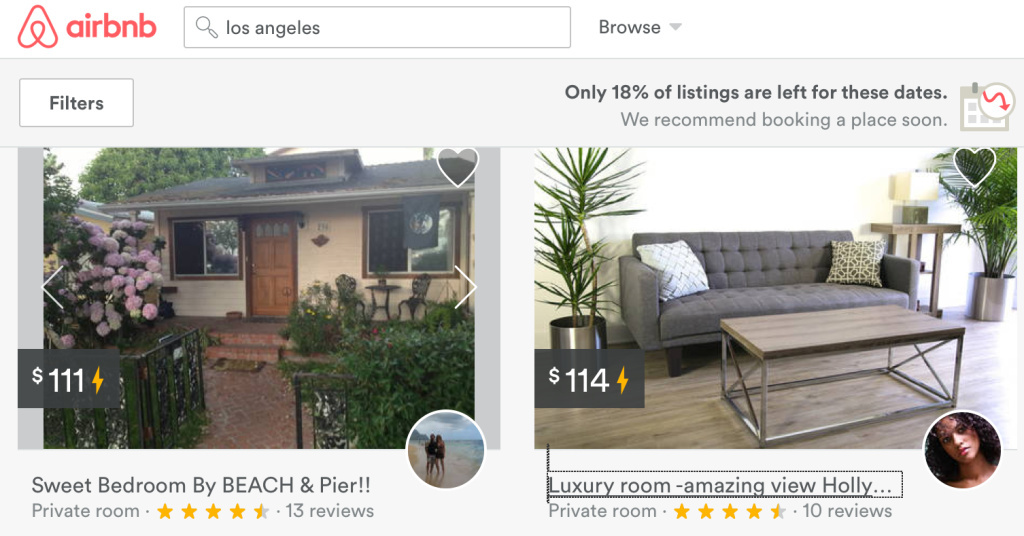 L.A. City Council's planning panel considers shutting down professional short-term rental operators who advertise on sites such as Airbnb.