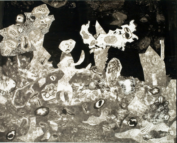 Jean Dubuffet,  La fermière (The Farmer's Wife), March 1955.