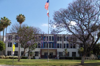 James A. Garfield High School in Los Angeles, Calif.