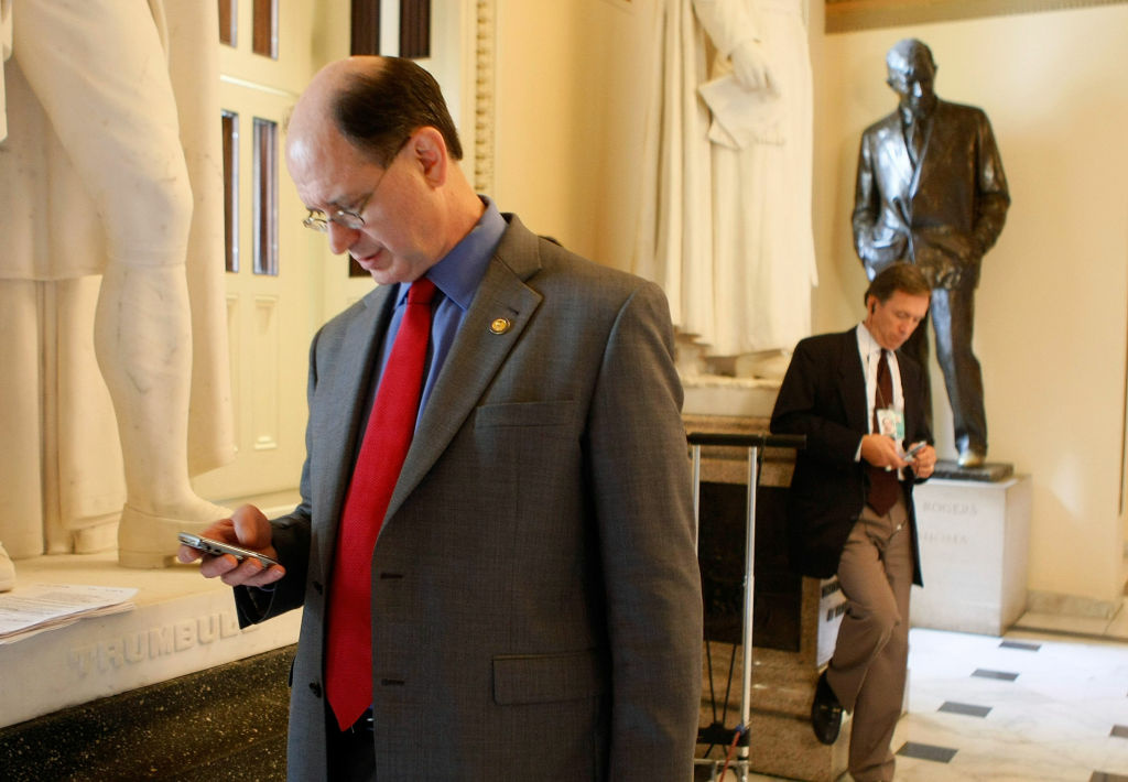 U.S. Rep. Brad Sherman (D-CA) lost his shot at a top House committee position after a Super PAC campaign mailer ruffled fellow Democrats' feathers.