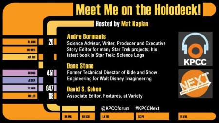 NEXT: Meet Me on the Holodeck!