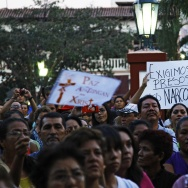 MEXICO-VIOLENCE-MICHOACAN-MARCH
