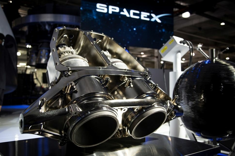 Dragon Version 2 is a SpaceX spacecraft capable of making a terrestrial soft landing.