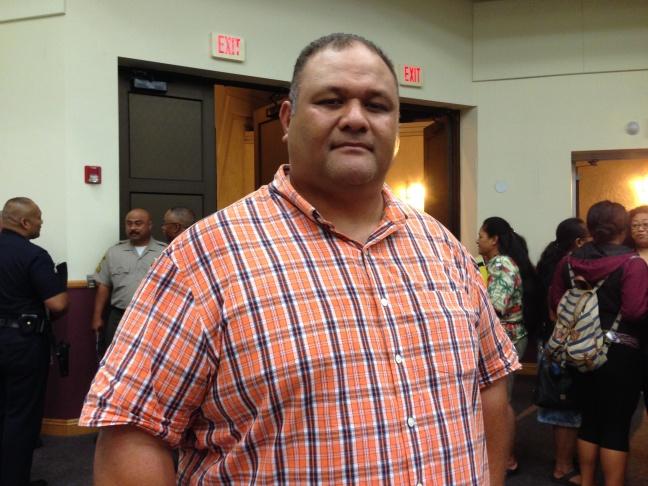 Samoan Tongan gang tension