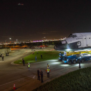 Endeavour First Night