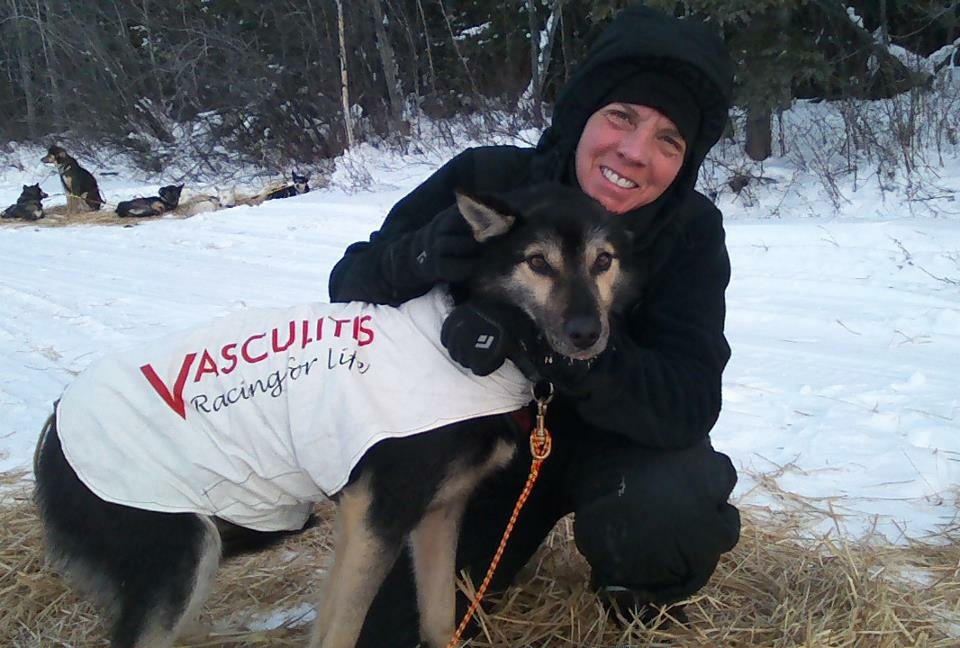 Cindy Abbott is gearing up to run the 2013 Iditarod dog sled race.