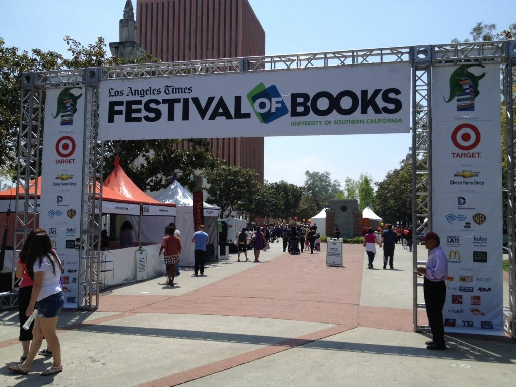 The Festival of Books returns to USC on April 20 and 21.