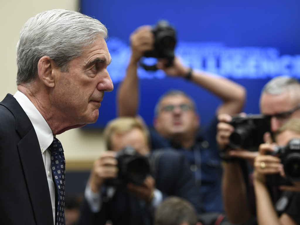The executive and legislative branches have been battling over access to the grand jury materials from former special counsel Robert Mueller's investigation.