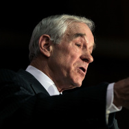 Ron Paul Begins Final Campaign Swing Through Iowa Before Caucus