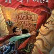 The second book in the Harry Potter series.