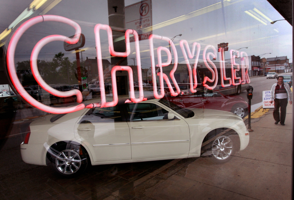 Chrysler was almost dead in the water in 2008. Now it's posting some of its best sales since 2007.