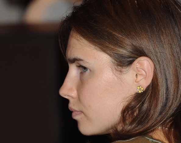 File: Amanda Knox awaits original murder verdict.