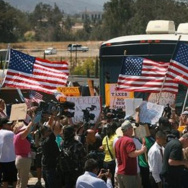 Murrieta protests