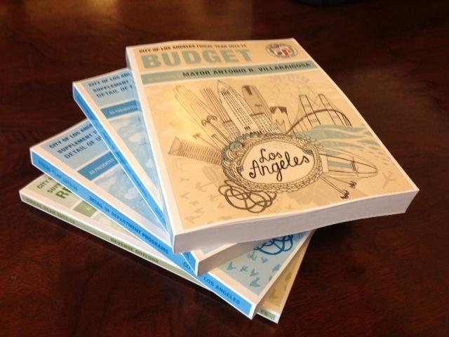 LA City Budget