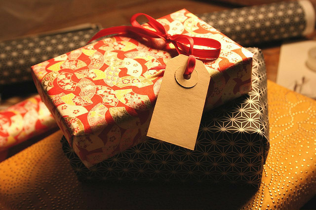 It's gift giving season!