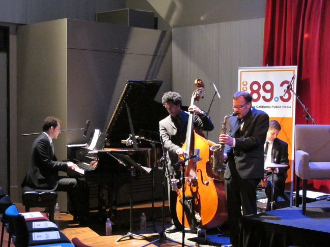 The Peter Smith Quartet