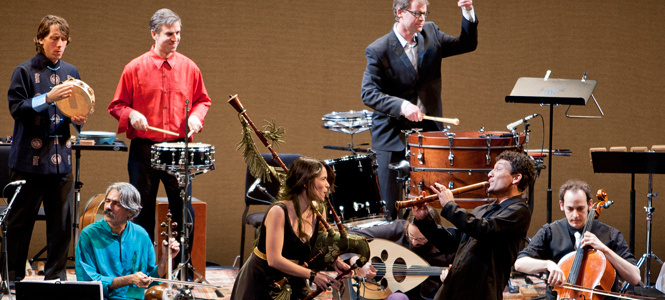 The Silk Road Ensemble, 15th Anniversary Year
