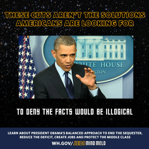 white house star wars star trek meme