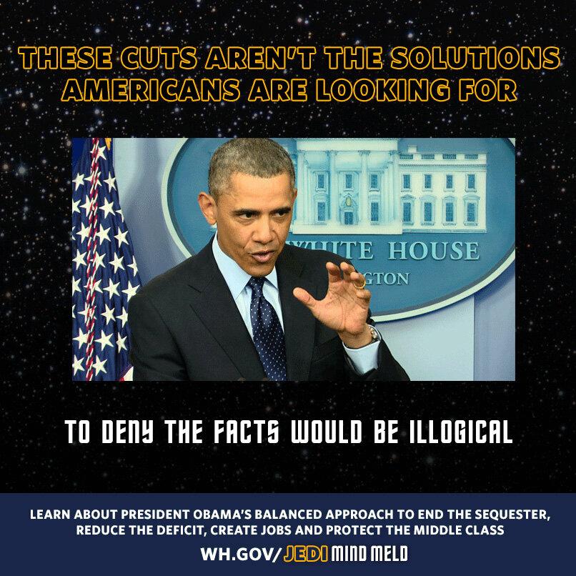 white house star wars star trek meme