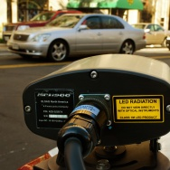 "A ""License Plate Reader"" or LPR, one of"