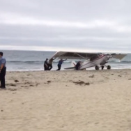 Carlsbad beach crash