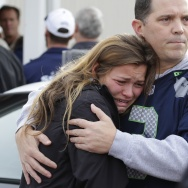 APTOPIX Washington School Shooting
