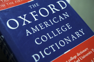 The New Oxford American Dictionary named 'unfriend' -- as in deleting someone as a friend on a social network such as Facebook -- its word of the year in 2009.