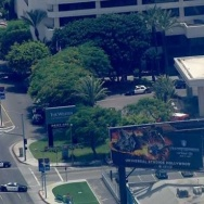 Shooting outside Westin near LAX