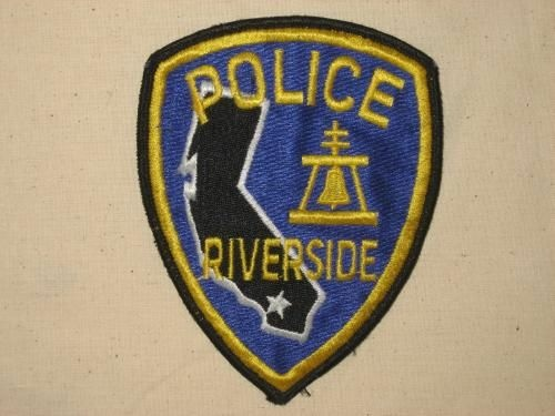 Riverside Police Dept seal