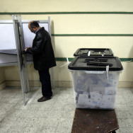 EGYPT-POLITICS-REFERENDUM