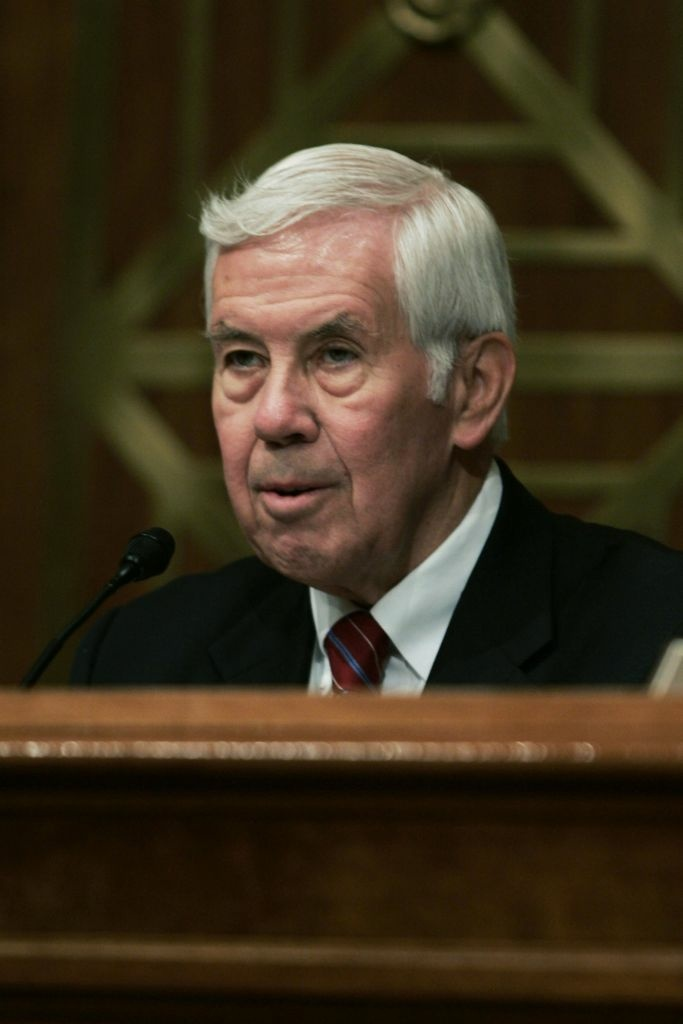 Republican Sentaro Dick Lugar is facing a close contest for his Senate seat in the upcoming Republican primary.