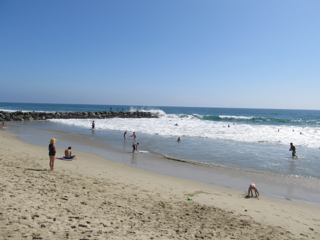 A city panel will meet tonight to review the surfing regulations of Newport Beach.